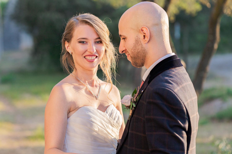 Couple Mariés Hérault