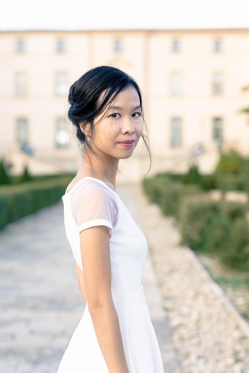 Portrait à Montpellier